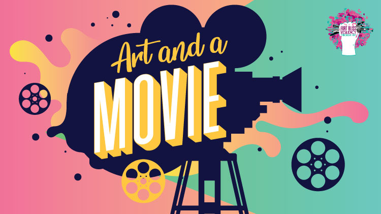 Art and a Movie at the Art & Hobby Shop! (Family Night)