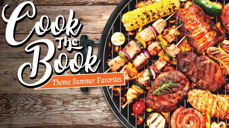 Cook the Book: Summer Favorites!