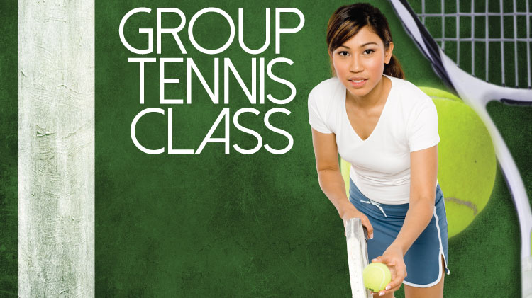 Group Tennis Classes for Beginners