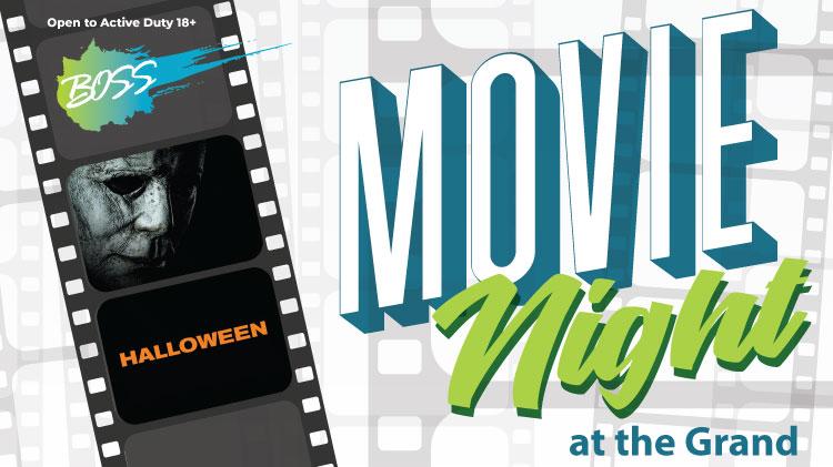 "Boss: Movie Night ""Halloween"""