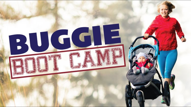 Buggie Bootcamp with Susy at Soto PFC