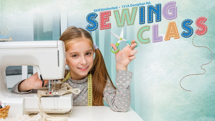 SKIESUnlimited Sewing Class