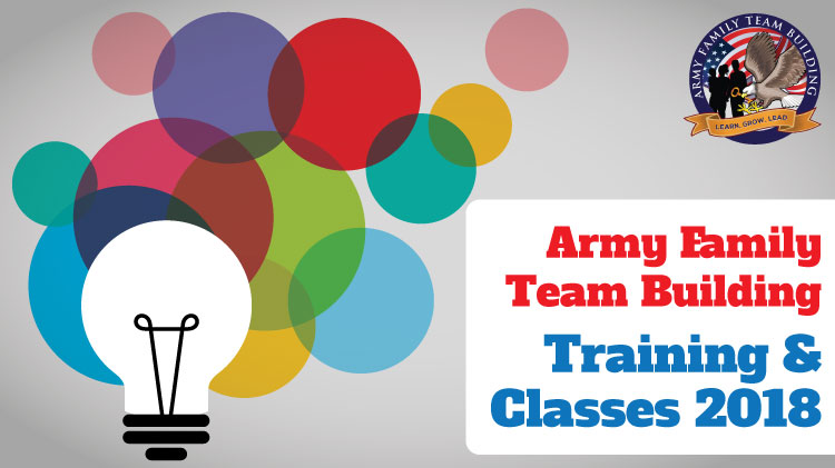 Army Family Team Building: Personal Growth & Resilency