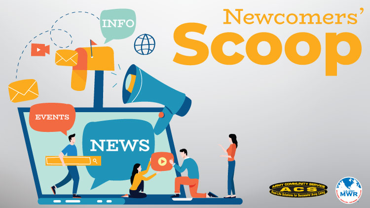 Newcomers' Scoop