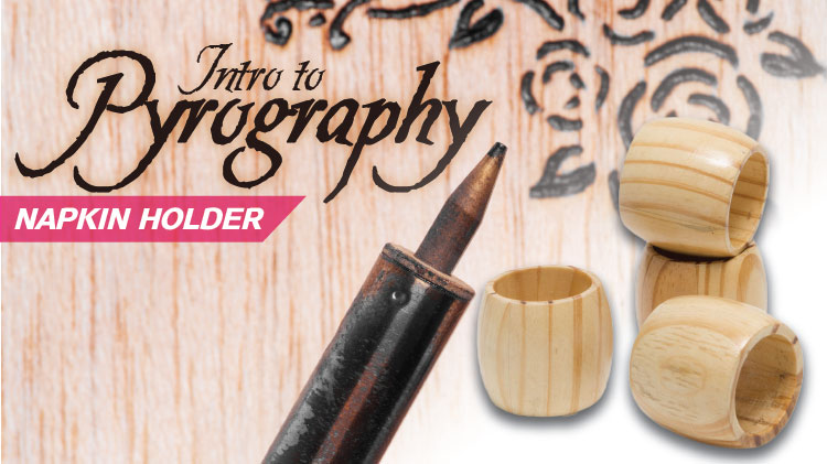 Intro to Pyrography - Wood Burning