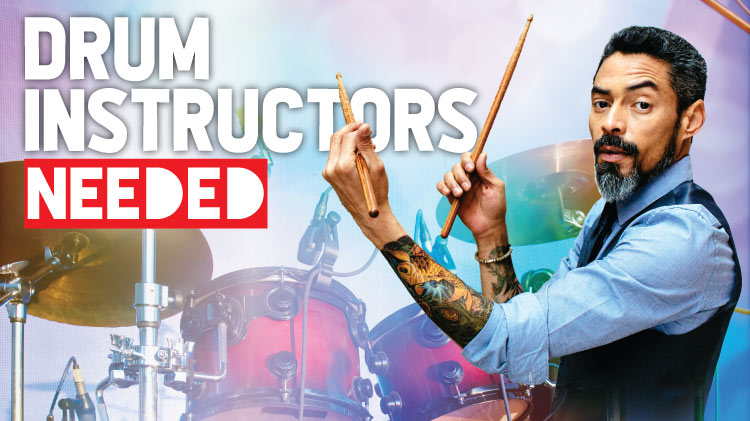 SKIESUnlimited Drum Instructors Needed
