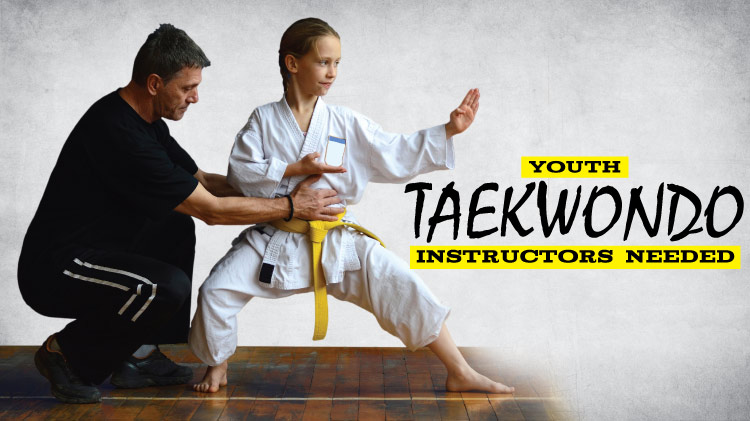 SKIESUnlimited Taekwondo Instructors Needed
