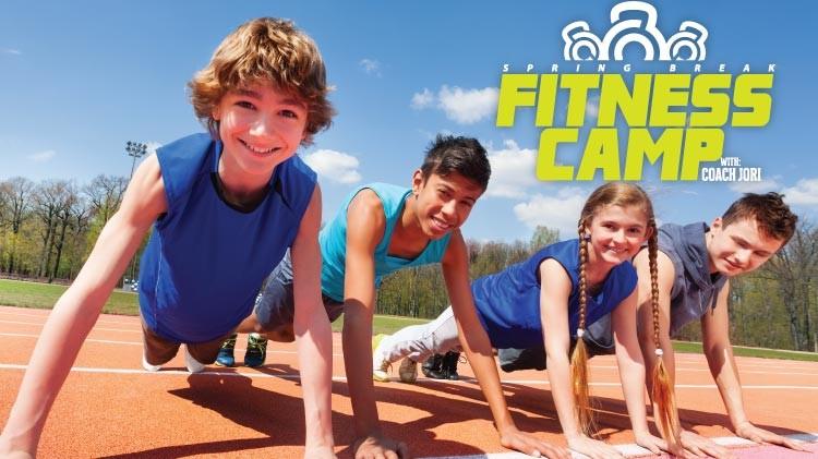 Fitness Camp with Coach Jori