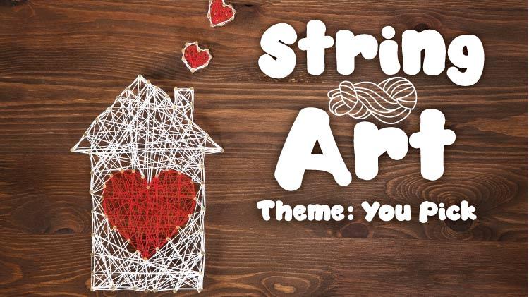 String Art: You Pick