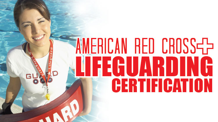 American Red Cross Lifeguarding Certification