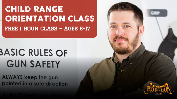 Child Range Orientation Class