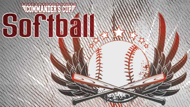 Commander's Cup Softball