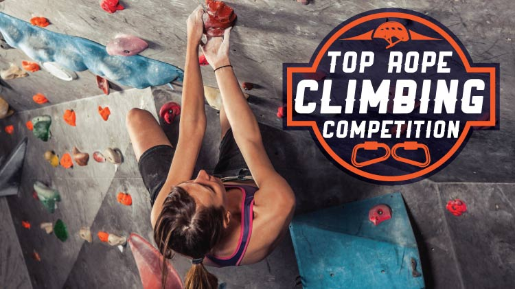 Top Rope Climbing Competition