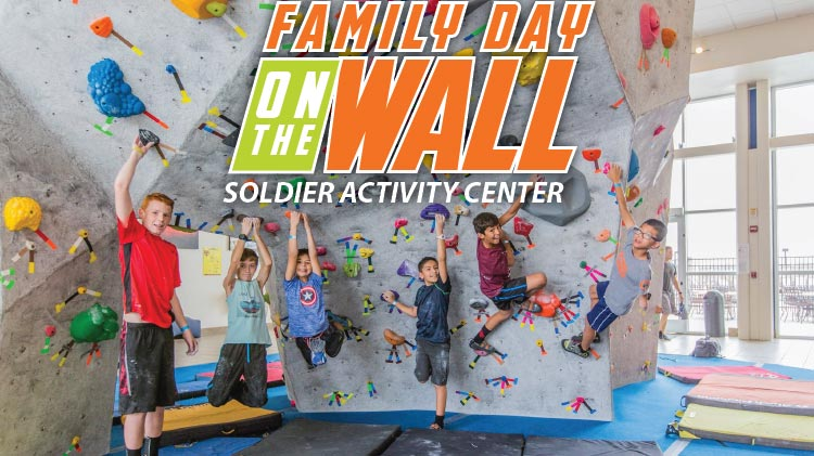 Family Day on the Wall