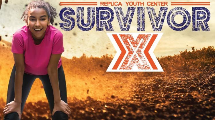 Replica Youth Center Survivor X