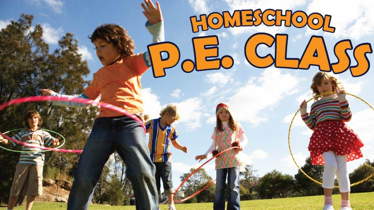 Homeschool P.E. Class