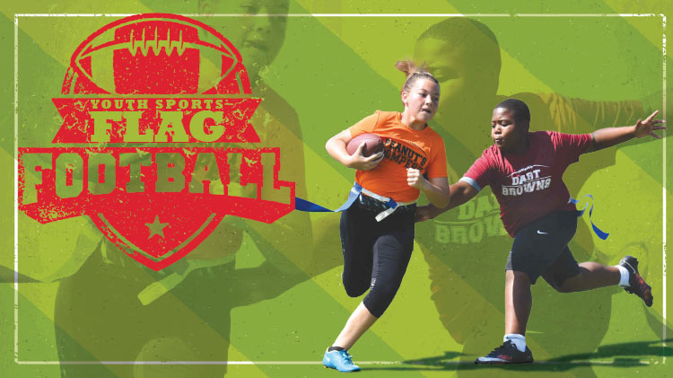 Youth Sports Flag Football