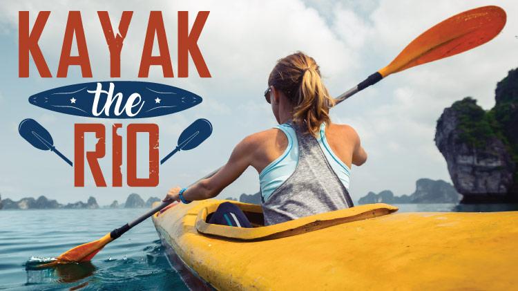 Kayak the Rio!
