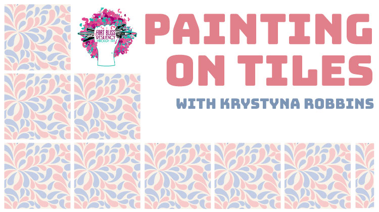 Art & Hobby Shop Painting Tiles