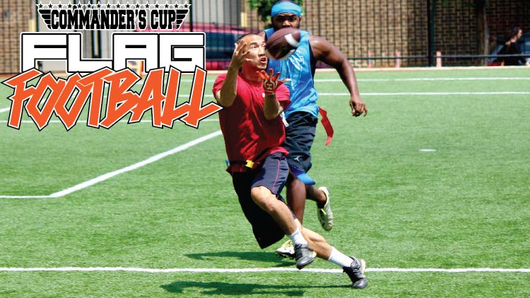 Commander's Cup Flag Football Registration