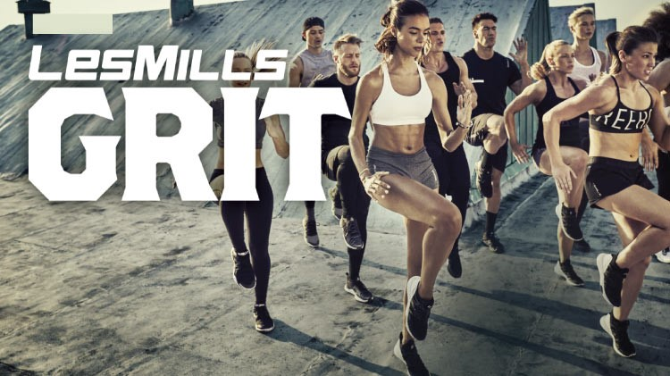 Group Fitness GRIT!