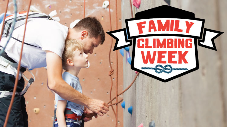 Family Climbing Week with Outdoor Recreation