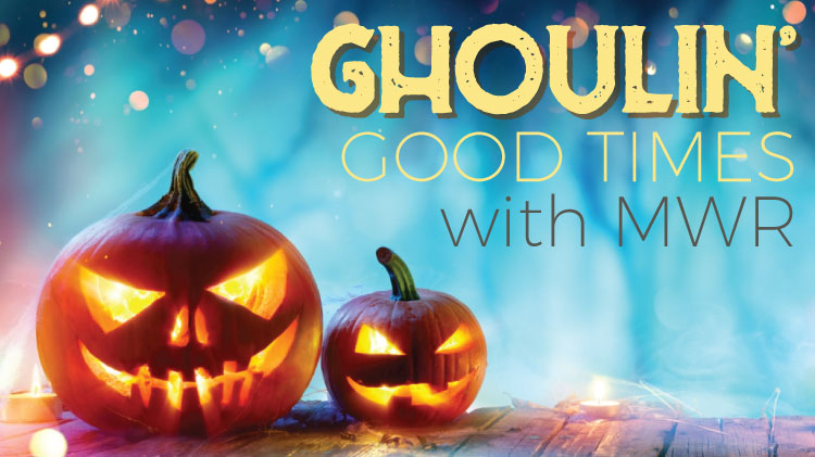 Ghoulin' Good Time With MWR!
