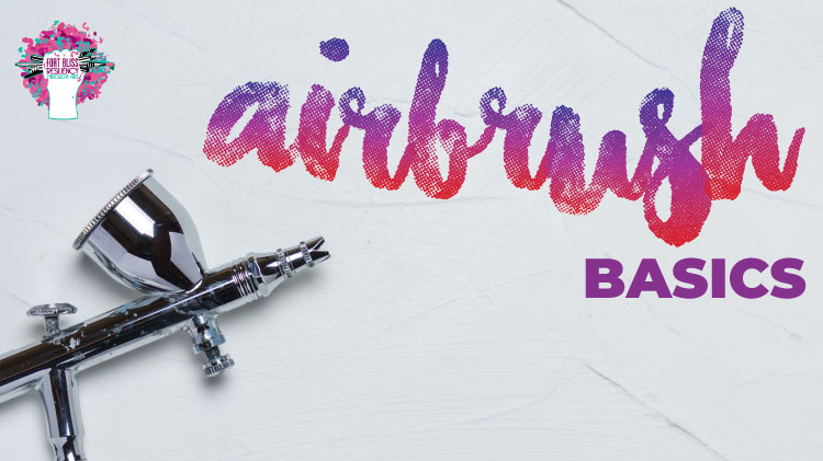 Art & Hobby Shop: Airbrush Basics