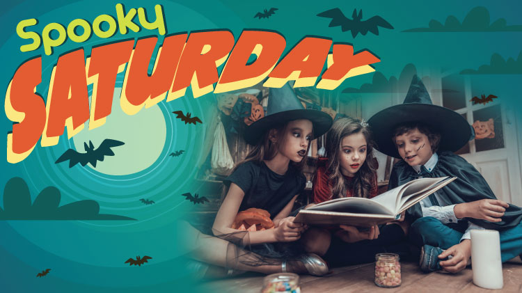 Mickelsen: Spooky Saturday