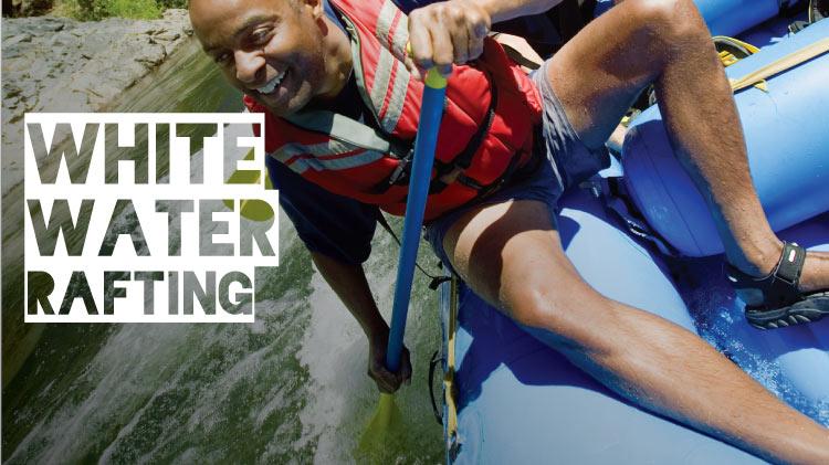 White Water Rafting in Taos Box, NM!