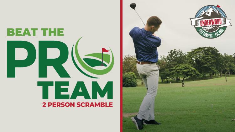 Beat the Pro Team Golf Tournament
