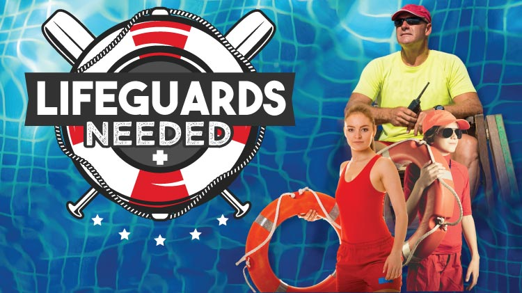 Lifeguards Needed!