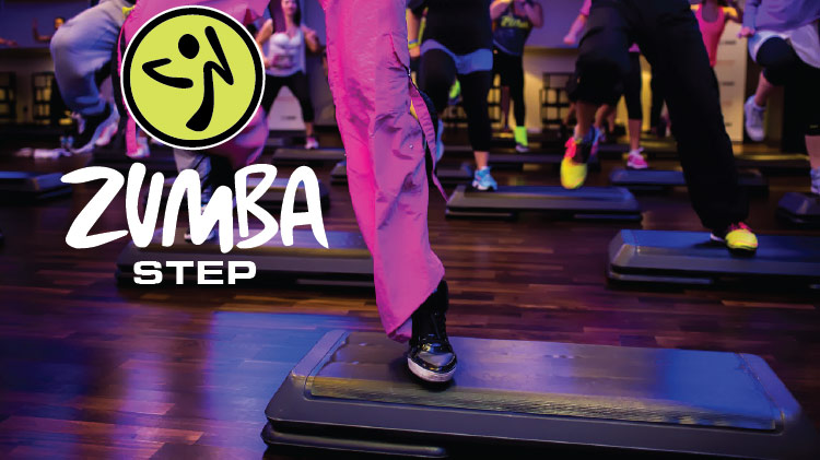 Zumba Step with Raquel at Soto PFC