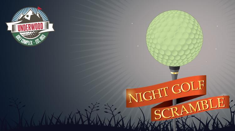 Night Golf Scramble