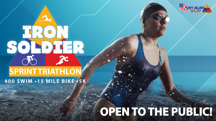 Iron Soldier Sprint Triathlon