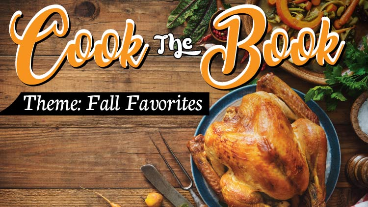 Cook the Book: Fall Favorites!