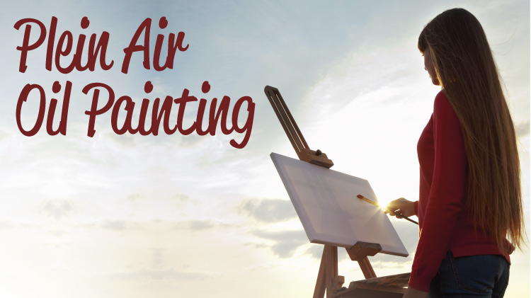 Art and Hobby Shop: Plein Air Oil Painting