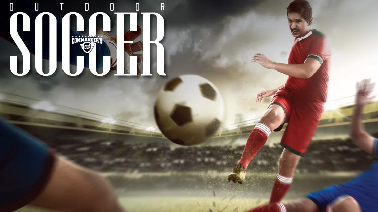 Commander's Cup Outdoor Soccer
