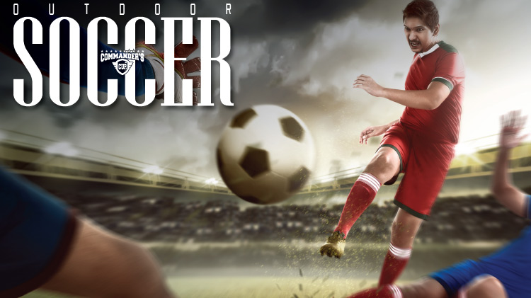 Commander's Cup Outdoor Soccer Registration