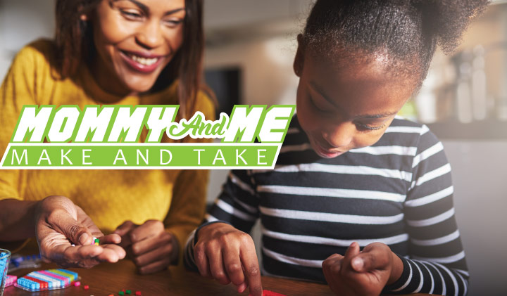Mommy and Me Make and Take