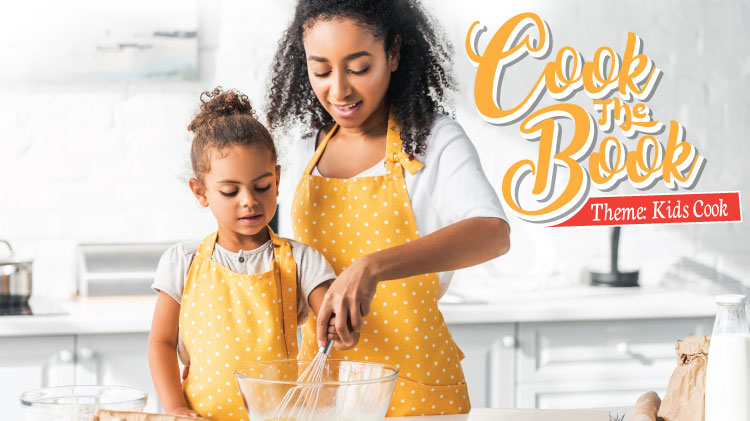 Cook the Book: Kids Cook