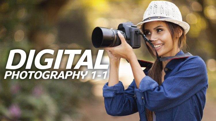 Art & Hobby Shop: Fundamentals of Digital Photography