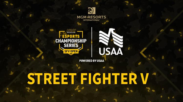 Street Fighter V Gaming Tournament