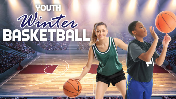 Youth Sports Winter Basketball League