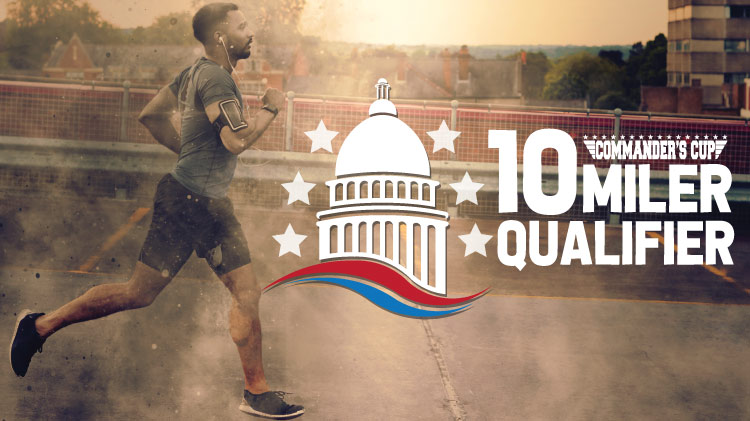 Commander's Cup 10 Miler Qualifier