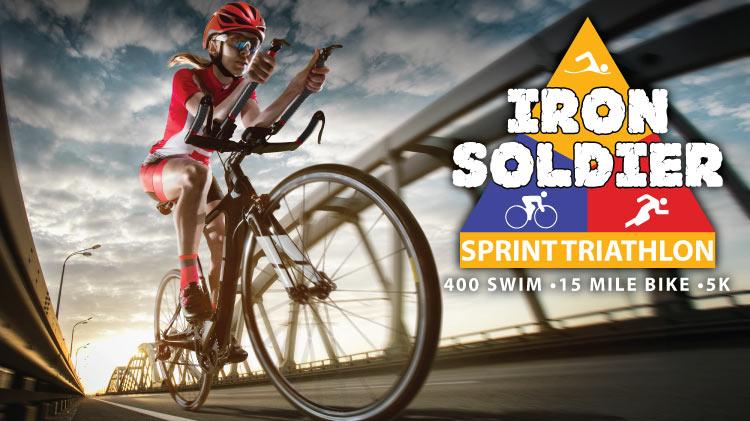 Iron Soldier Sprint Triathlon