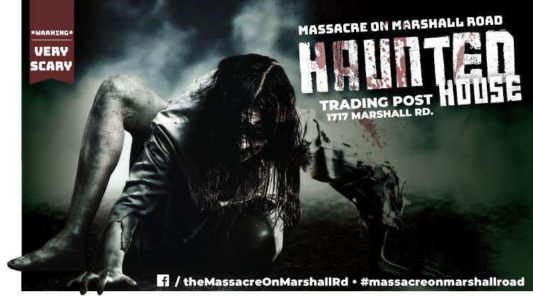 Massacre on Marshall Road
