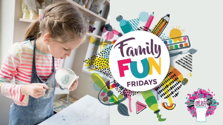 Art & Hobby: Family Fun Fridays