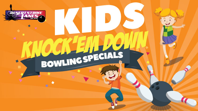 KIDS Knock'em Down Bowling Days