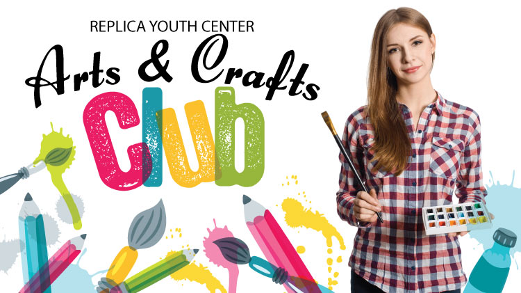 Replica Youth Center Arts & Crafts Club